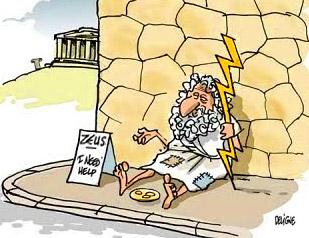 THE GREECE EU FARCE